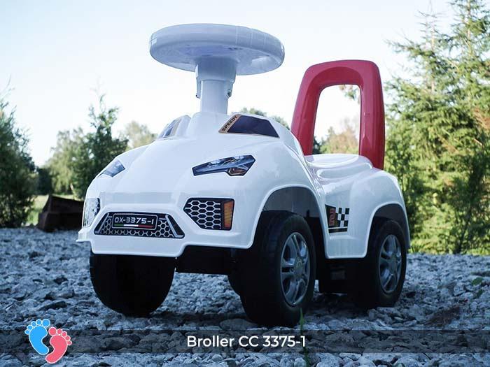 Xe ô tô chòi chân cho bé Broller CC-3375-1 có nhạc 1