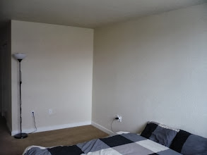 Photo: Free space in the bedroom