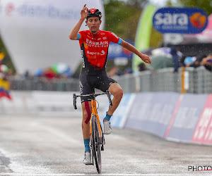 """Jonge Zwitser zorgt voor verrassing en eindigt vijfde in het algemeen klassement van de Vuelta: """"Ik ben sprakeloos"""""""