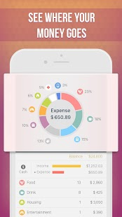 Fortune City - A Finance App - náhled
