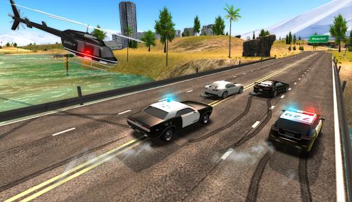 Crime City Police Car Driver apktram screenshots 4