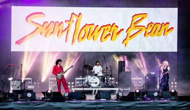 Brooklyn大熱迷幻潮團SUNFLOWER BEAN為FWD Stage的樂迷帶來無窮驚喜