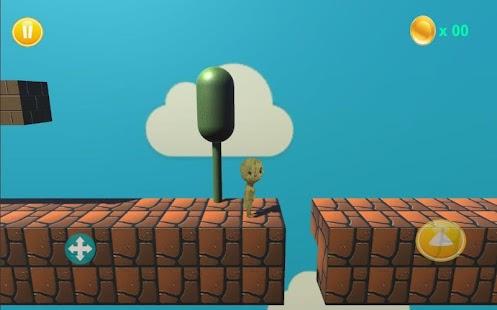 Super Hero Jump 3D - náhled