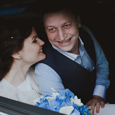 Wedding photographer Anna Vasilevskaya (annavasilevskaya). Photo of 22.06.2017