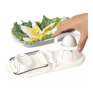 Dispozitiv pentru feliat oua