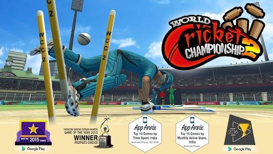 World Cricket Championship 2 2.5.5 MOD APK Full Unlocked