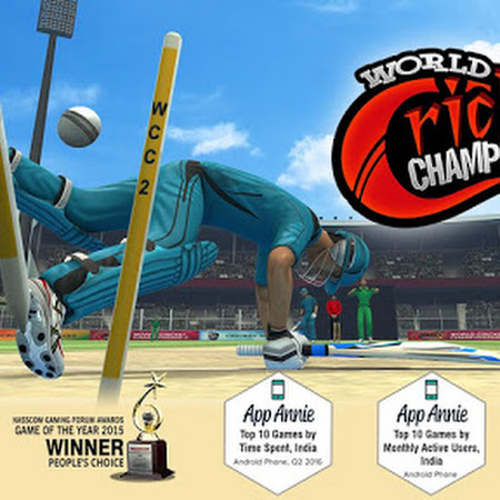 World Cricket Championship 2 v2.5.4 [Mod Money/Unlocked]