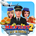 Mr. Pilot 2 : Fly and Serve icon