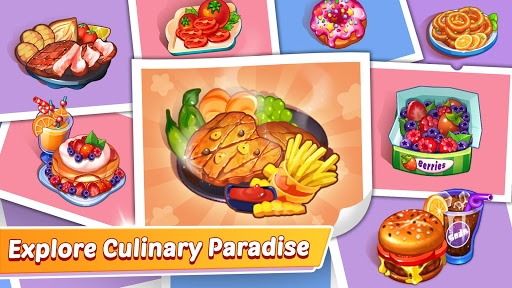 Crazy Cooking - Restaurant Fever Cooking Games 1.1.60 screenshots 4