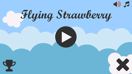 Flying Strawberry NEW FREE