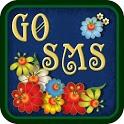 GO SMS PRO THEME SUMMER FLOWER icon