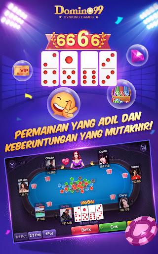 Domino QiuQiu u00b7 99 :  Awesome Online Card Game  screenshots 5