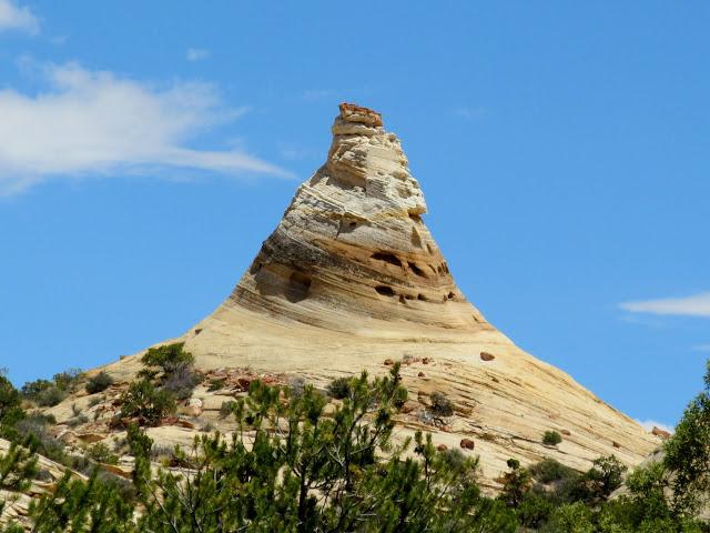 Navajo Sandstone spire