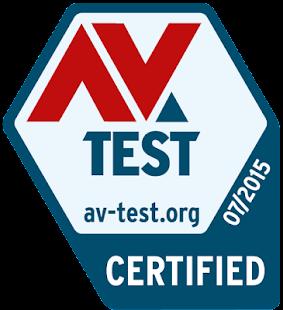 Protección de antivirus: miniatura de captura de pantalla