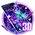 3D Purple Butterfly Theme file APK for Gaming PC/PS3/PS4 Smart TV