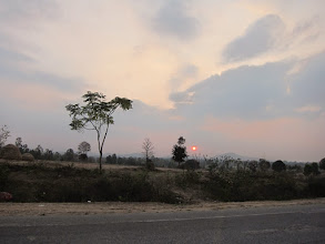 Photo: On the way back to Bengaluru