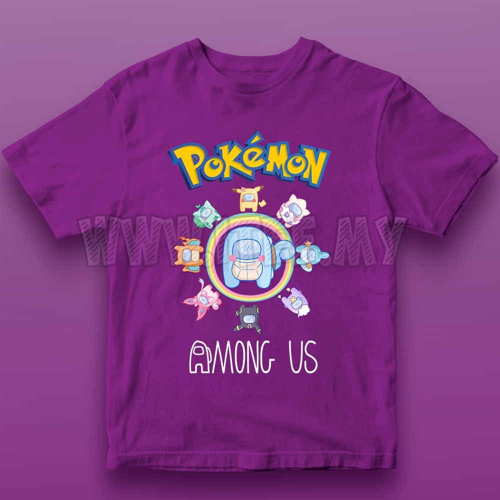 Pokemon x Among Us 9