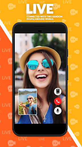 Random Live Chat: Video Call - Talk to Strangers 1.1.11 screenshots 1