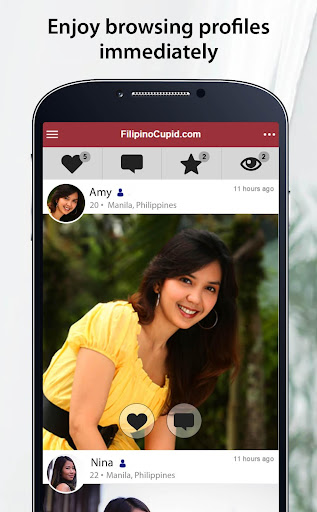 FilipinoCupid - Filipino Dating App 2.1.6.1559 screenshots 2
