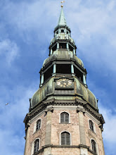 Photo: The tower at St Peter's Church
