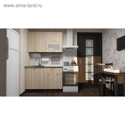 Кухонный гарнитур Симона лайт 1200