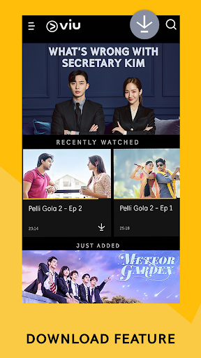 Viu - Korean Dramas, TV Shows, Movies & more 1.0.75 screenshots 7