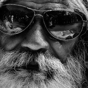 Sadhu1 by Soumen  Basu Mallick - People Portraits of Men