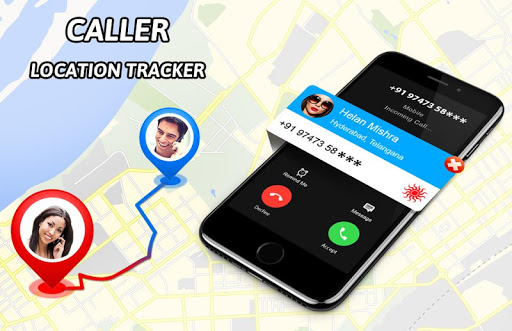 Caller Id and Mobile Number Locator 1.11 screenshots 1