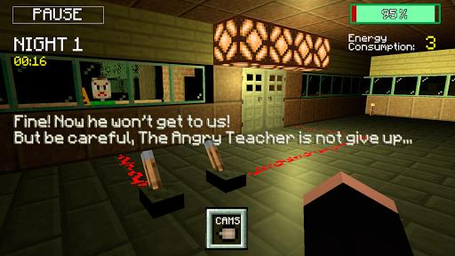 Five Nights at Scary Teacher 2.1 screenshots 12