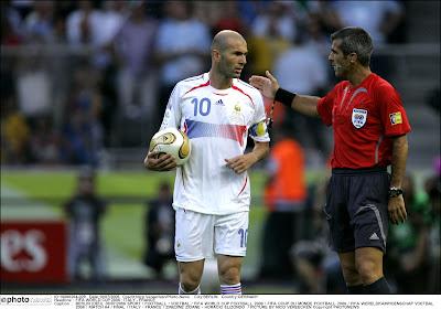 Coupe du monde 2006 : L'arbitre de la finale revient sur le coup de tête de Zidane