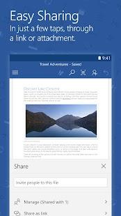 Microsoft Word Screenshot 5