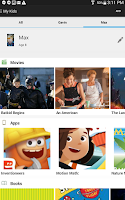 Screenshot of Kids Media