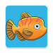 Fishing and Fish icon