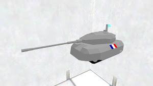 シャルル級軽戦車 β型砲塔