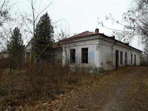 Photo: Dworek w Suszczynie, elewacja frontowa