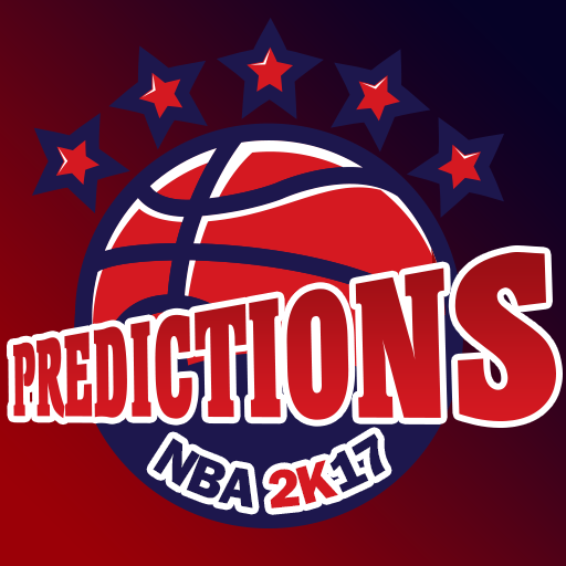 Predictions for NBA 2K17