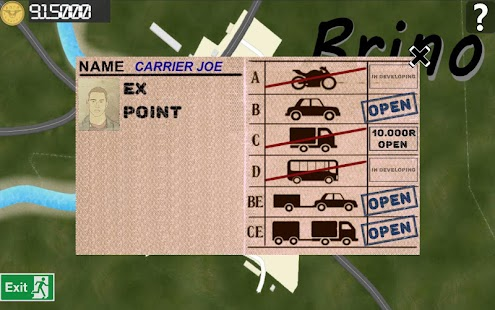Carrier Joe PREMIUM- screenshot thumbnail