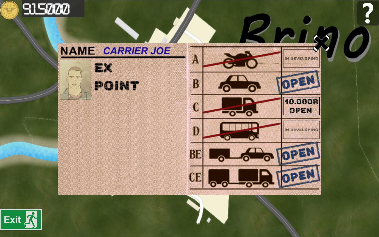 Carrier Joe PREMIUM- screenshot