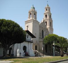 Photo: San Francisco, Mission Dolores, 2008
