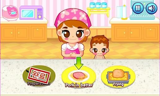 Cook Pork cutlet with mom - náhled