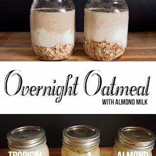 Overnight Oatmeal.