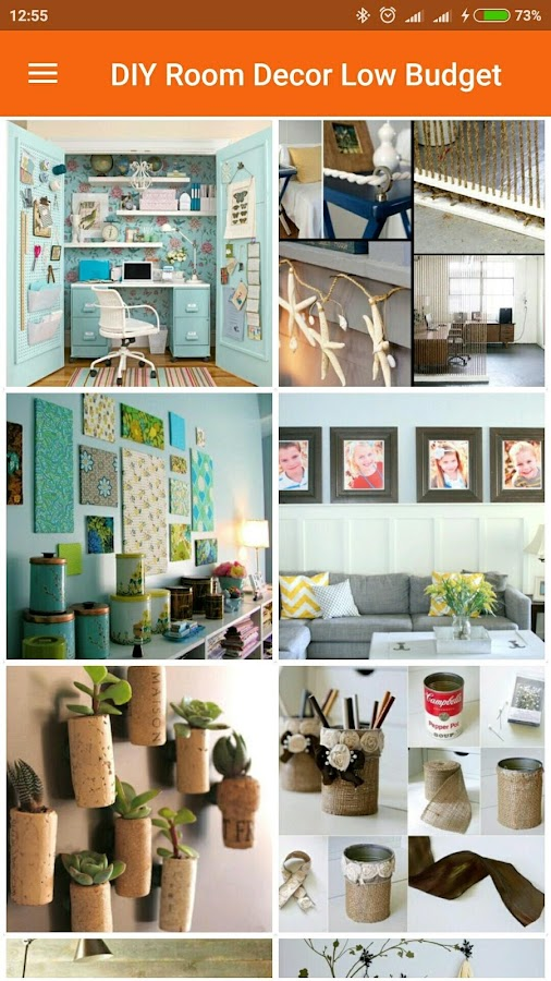 Diy room decor low budget android apps on google play for Room decorating app