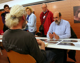 Photo: Paolo CARTAGINE si confronta con Francesco COMELLO