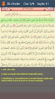 Screenshot of Quran with Easy Readable Font