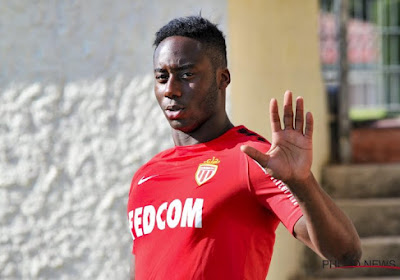 Soualiho Meïté (ex-Essevee) uitgeleend aan Bordeaux