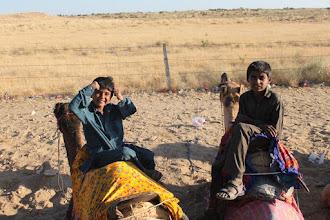 Photo: Sam desert safari and dunes park...camel rides