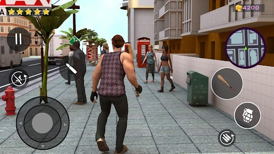 Grand Gangster – open world vegas crime city sim 4