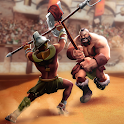 Gladiator Heroes Clash - Fighting & Strategy games icon
