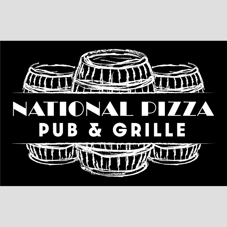 Logo for National Pizza Pub and Grille