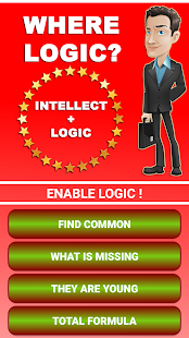 Where logic? Intellectual logic game. - náhled